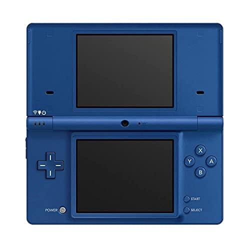 Nintendo DSi 3.25' LCD Display Game System - Matte Blue