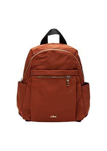 s.Oliver (Bags Damen 201.10.008.25.300.2051761 City Rucksack, Hanka, 2817, 1