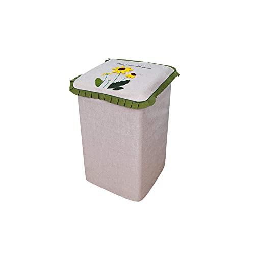 Obere Abdeckung der Waschmaschine Waschmaschinenabdeckung, UV- und staubdicht , wasserdichte Waschmaschinenabdeckung, Oberlader Wasch- / Trocknerabdeckung Kühlschrank Staubabdeckung