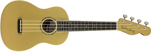 Fender Zuma Concert Ukekele Aztec Gold