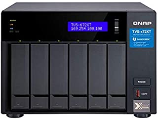 Qnap TVS Thunderbolt NAS 有线接口/性别适配器TVS-672XT 6 Bay