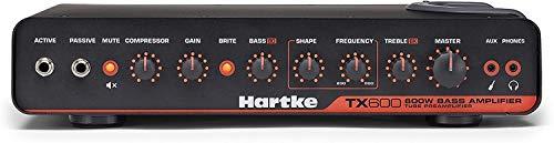 Hartke TX600 Lightweight Bass Amplifier