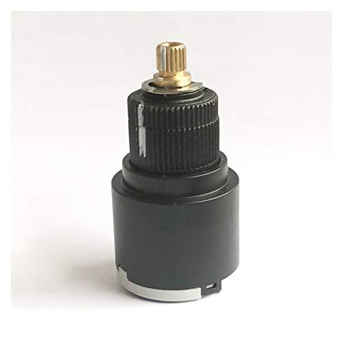LXH-SH Das elektromagnetische Ventil Thermostat keramische Patrone Wasserhahn Mischwasserkartusche mit niedrigem Drehmoment Wasserhahn Zubehör Rotation Flat Base Industriebedarf