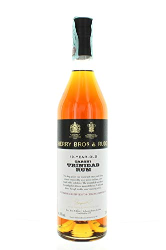 Berry Bros Rum Caroni 19 Years Old Trinidad Cl 70 46% vol