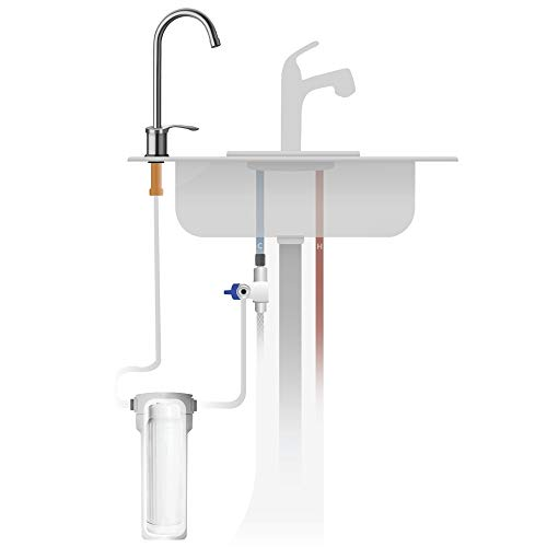 New Wave Enviro 10 Stage Under Sink Water Filter System