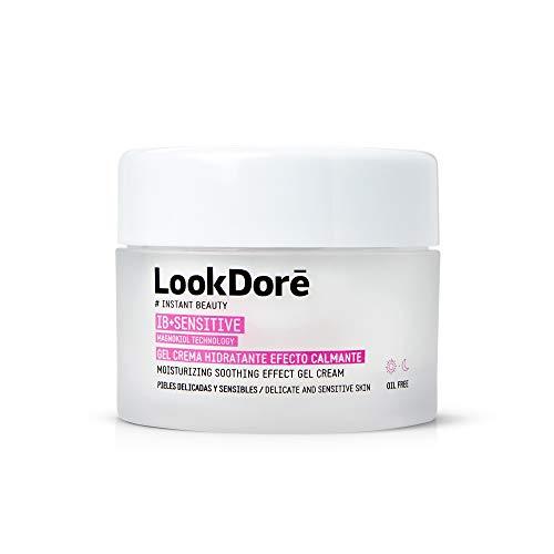 Lookdora IB+Sensitive gel crème voor atopische, droge of gevoelige huid – onmiddellijke hydratatie