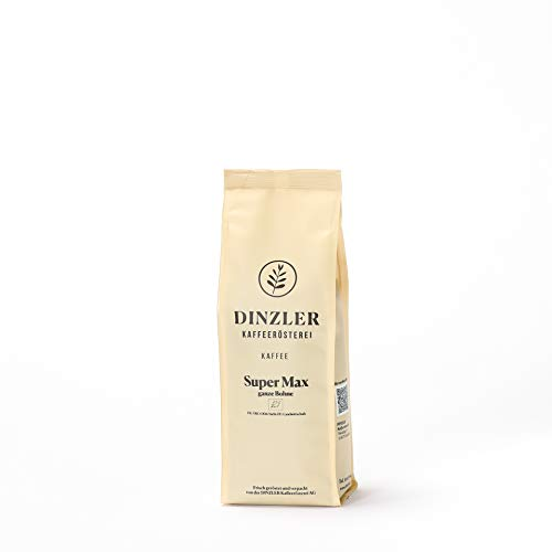 Dinzler Kaffee Super Max Organico - ganze Bohne - 250 g - Bio