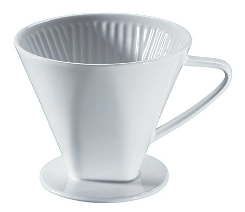 Cilio Kaffeefilter weiß, Größe 6 [W]