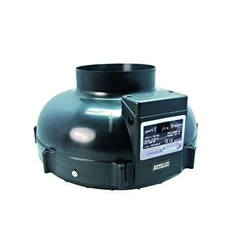 Extractor Prima Klima – Ø160 mm – 2 velocidades 420 – 800 m3/H
