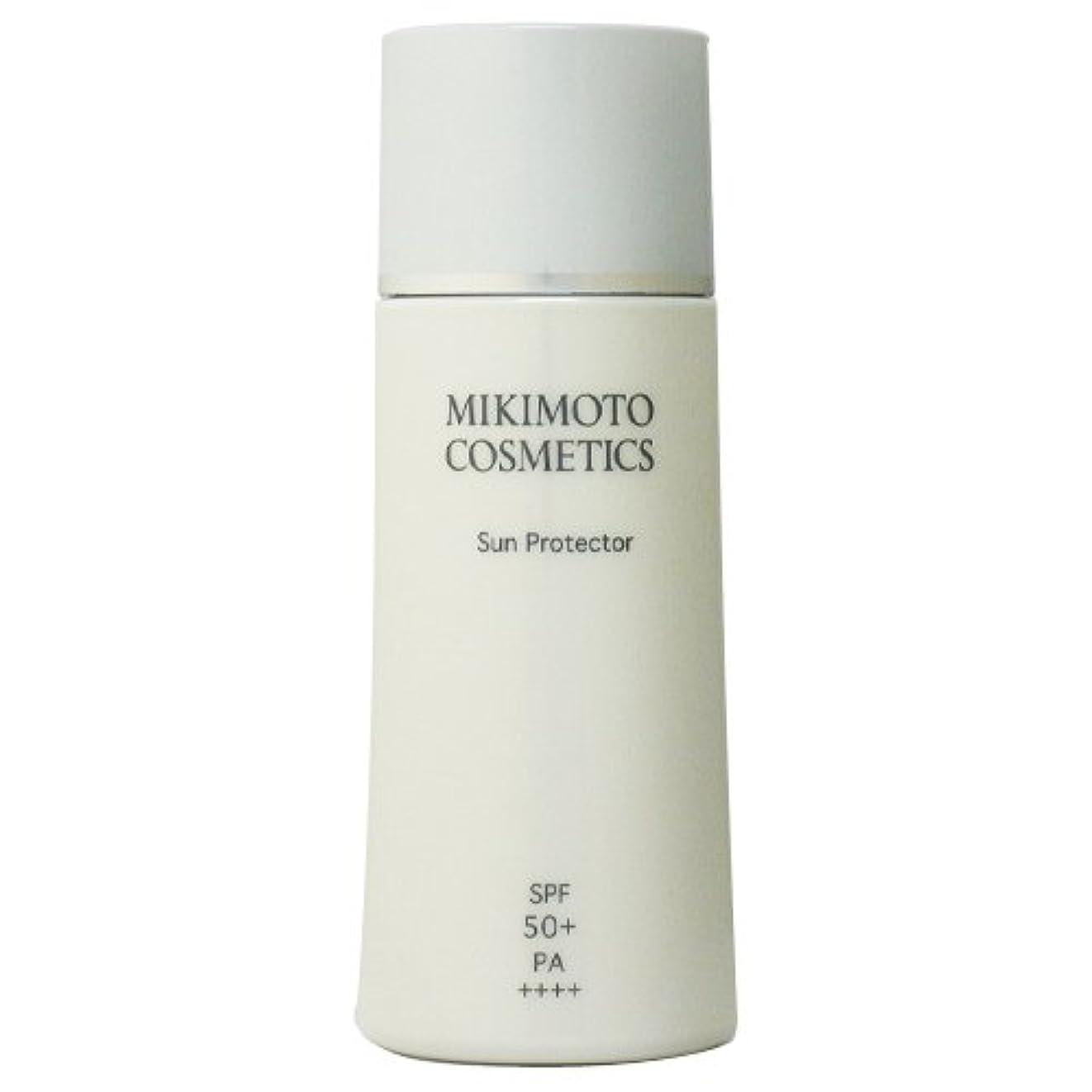 珍しい朝幻滅するミキモト化粧品 MIKIMOTO コスメティックス サンプロテクター SPF50+ PA++++ 40mL [ヘルスケア&ケア用品]