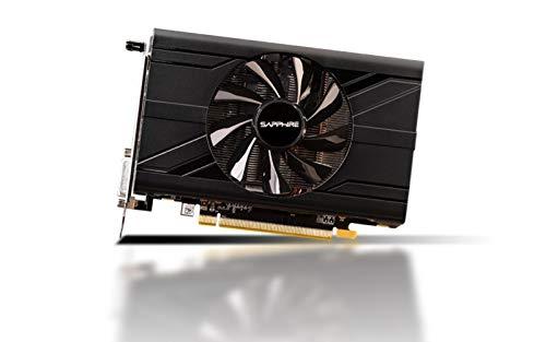 SAPPHIRE AMD Radeon RX 570 Pulse OC ITX 8GB GDDR5 scheda video HDMI/DP/DVI