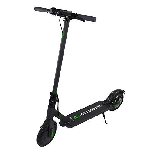 PRIXTON Eco City Scooter - Patinete Electrico para Adulto/Patinetes Electricos con Ruedas de 8,5 Pulgadas