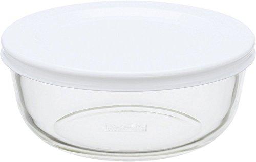 iwaki(イワキ) 耐熱ガラス パックぼうる 400ml KBC4140-W1