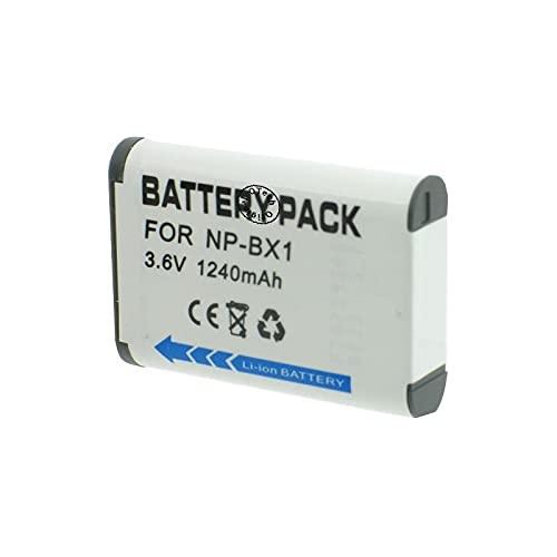 Batería para cámara de fotos Sony HDR-CX240E