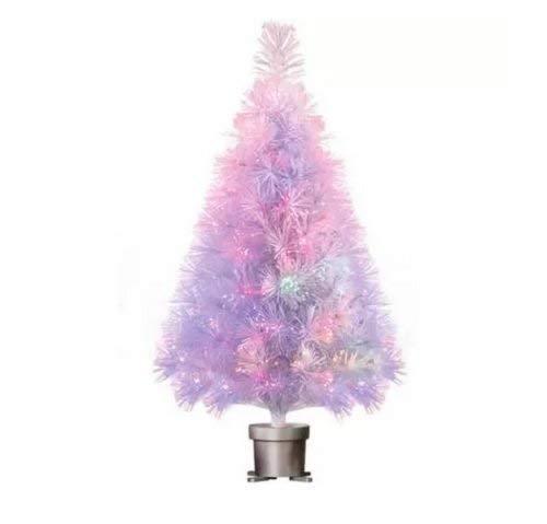 Holiday Time Pre-Lit 32' White Fiber Optic Artificial Christmas Tree