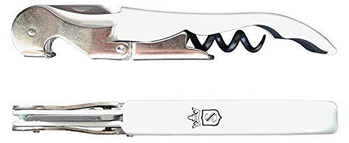 S-online Korkenzieher Kellnermesser Pulltaps Basic Line ++B-Ware++ (Weiß)