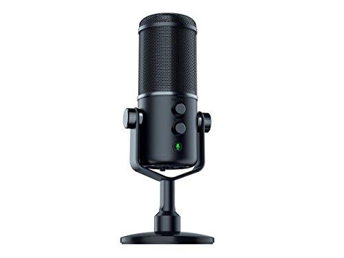 Razer Seiren Elite USB Streaming Microphone: Professional Grade...