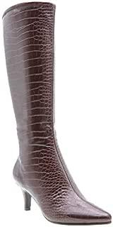 Noland Stretch Dress Boot (8L, Coffee)