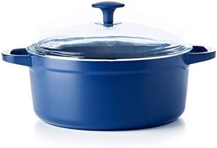 Blue Diamond Cookware Big Batch Ceramic Nonstick Dutch Oven 5QT product image
