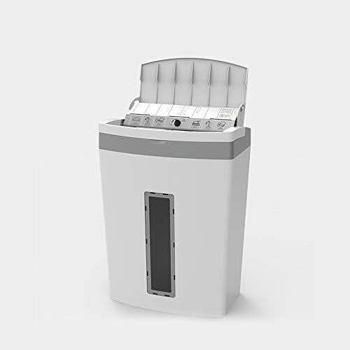 ZHAN Trituradora, 80 Hojas De Papel Automático Alimentar Trituradora De Silencio Y Confidencial Oficina Clase De Papel De Alta Potencia Destructora 5 Trituradora Confidencial