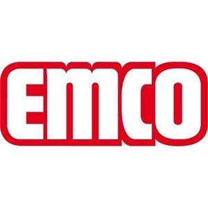 EMCO ASIS Gäste Waschtisch, optiwhite Armaturenbohrung rechts, Griff links, HSN 958227411