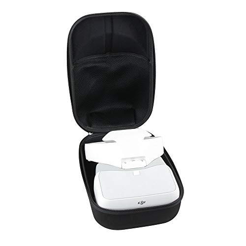 Hart EVA Reise Fall für DJI Goggles VR-Brille weiß durch Hermitshell
