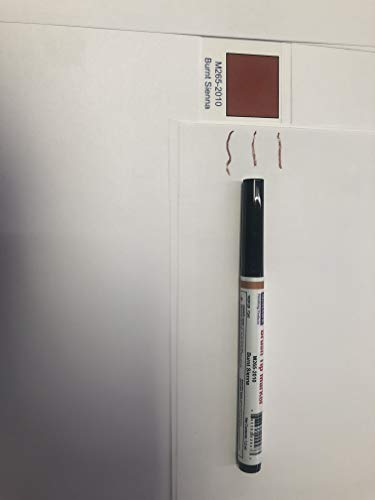 Mohawk Brush Tip Graining Marker - Burnt Sienna