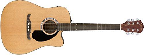 Chitarra elettroacustica Fender FA-125ce Dreadnought con spa