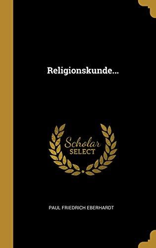Religionskunde...
