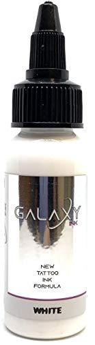 GALAXY INK - Inchiostro per Tatuaggi - White 1oz (30ml)