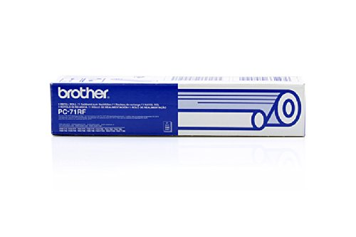 Original Brother PC71RF / 27719 Thermo-Transfer-Rolle ohne Kassette für Brother Fax T 104