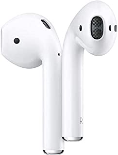 Apple AirPods with Charging Case, MV7N2RU/A - White