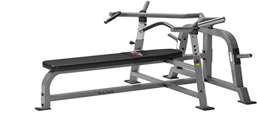 Product Image 7: Pro Clubline by Body-Solid LVBP Adjustable Leverage Bench Press for Weightlifting, Commercial and Home Gym
