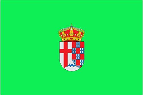 magFlags Bandera Large, de Forma Rectangular | Bandera Paisaje | 1.35m² | 90x150cm