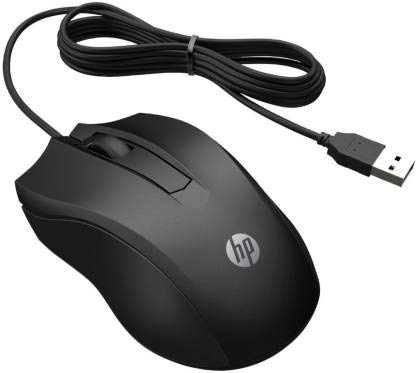 HP Wired Mouse 100 (6VY96AA)