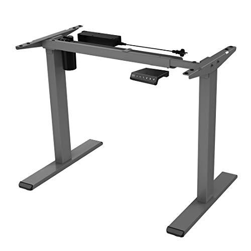Flexispot E1S Höhenverstellbarer Schreibtisch Elektrisch höhenverstellbares Tischgestell...