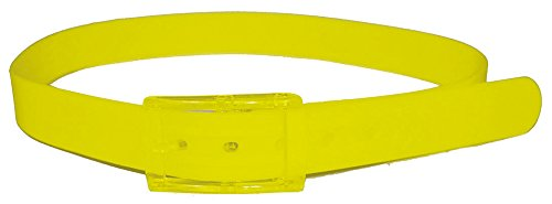 Fiesta Palace - ceinture plastique fluo orange