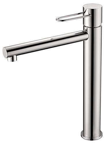 Rubinetto lavabo monocomando cromato - Serie Miros BDY027-3CR