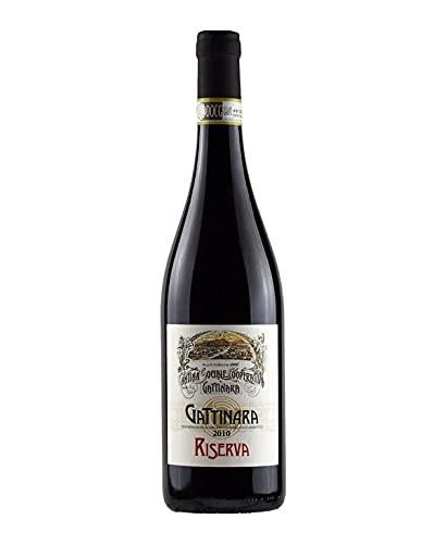 Vino Rosso GATTINARA Riserva DOCG (conf. 6x 0.75l) - Sociale Di Gattinara