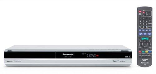 Panasonic DMR EH 495 EG S DVD-/Festplatten-Rekorder 160 GB (HDMI, DivX-zertifiziert, USB 2.0) silber