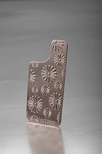 Back Off Bacteria¹ Phone Backing Made with CuVerro Antimicrobial Copper Flower Design