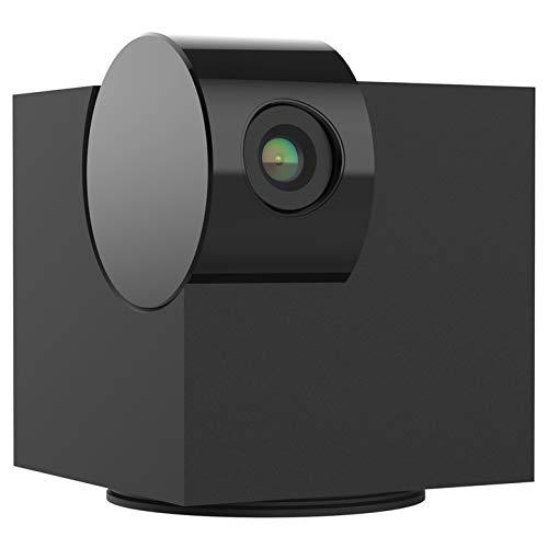 Laxihub Überwachungskamera Innen 1080P HD Nachtsicht Überwachungskamera P1 WLAN Kamera Security Camera 2-Wege-Audio, Kompatibel mit Alexa & Google Assistant, 1PC