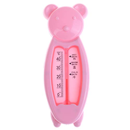 FADACAI Watertemperatuur Tester Babybad Beervorm Thermometer 1Pc