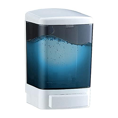 Soap Dispenser for Kitchen,Innovative Soap Dispenser,Manual Soap Dispenser, Kitchen Bathroom Wall Mounted Soap Dispenser for Home, Kitchen, Commercial, Restaurant,Body Wash (33.8 oz) 1000ml