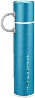 Mipow SP2600M-LB 2600 mAh Power Tube for Moble Phones, Light Blue