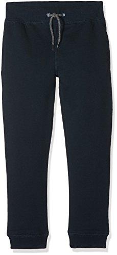 Name It NKMSWEAT Pant Bru Noos Pantaloni, Blu (Dark Sapphire), 140 Bambino