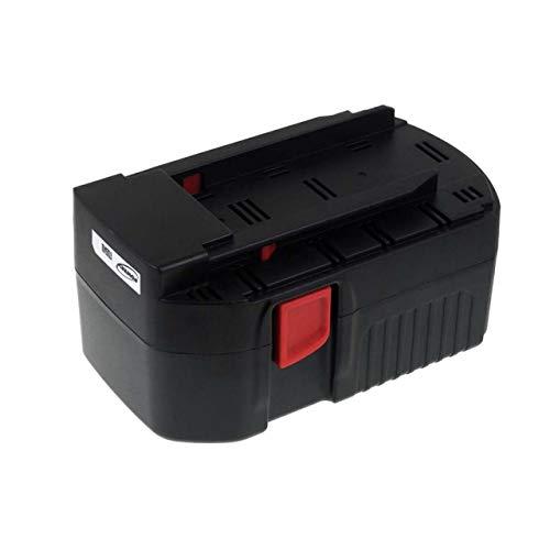 Powery Batería para Hilti Martillo Perforador UH 240-A