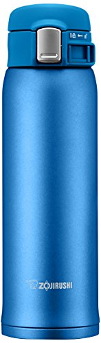 Zojirushi SMSD48AM Stainless Steel Vacuum Insulated Mug 16Ounce Matte Blue