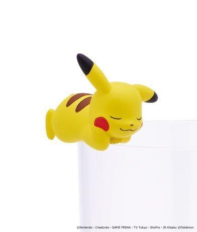 Nintendo Pokemon X.Y Edge of The Cup Puttito Pikachu Figure~#3