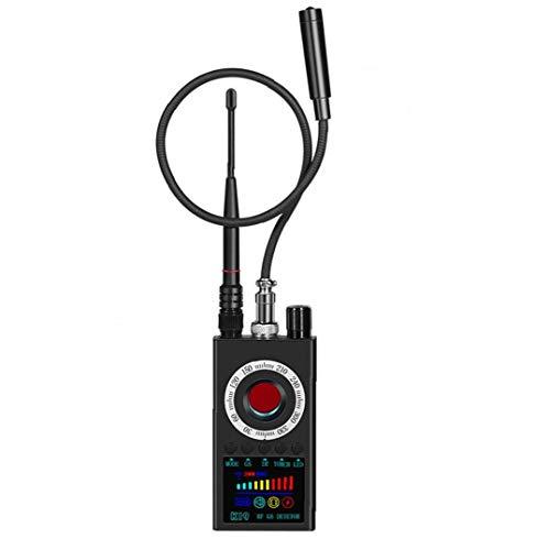 Ohomr Señal de Alarma del Detector de señal de la señal inalámbrica K19 Rastreador Anti espía del Detector de Dispositivo de Escucha de Radio Buscador de escáner